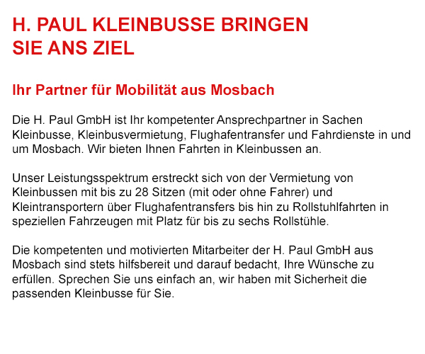 Kurierdienst aus  Altrip - Brühl, Riedhof und Neuhofen